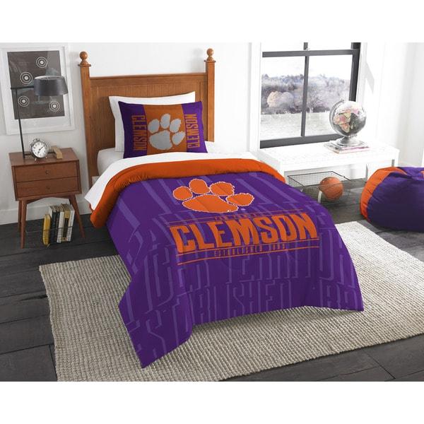 The Northwest Company Clemson Twin 2-piece Comforter Set