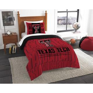 The Northwest Company Texas Tech Twin 2-piece Comforter Set