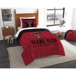 The Northwest Company Texas Tech Twin 2-piece Comforter Set