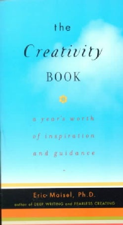 The Creativity Book: A Year's Worth of Inspiration and Guidance (Paperback)