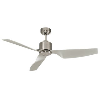 Kichler Lighting Sorrento Collection 50-inch Brushed Stainless Steel Ceiling Fan