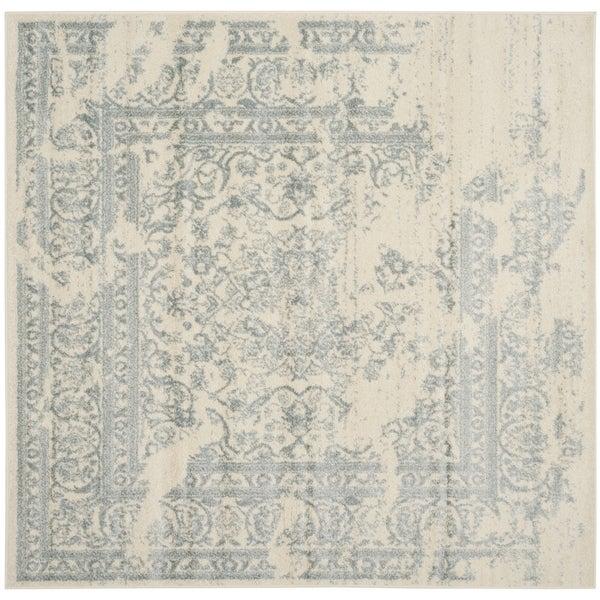 Shop Safavieh Adirondack Vintage Distressed Ivory Slate