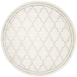 Safavieh Amherst Indoor/ Outdoor Vintage Rug (5' Round)