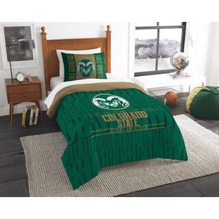 The Northwest Company Colorado State Twin 2-peice Comforter Set