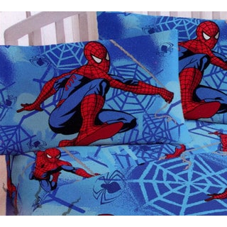 Spiderman sense 2 pc sheet set