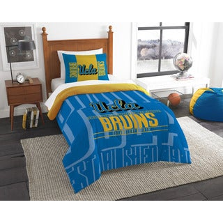UCLA Twin 2-piece Comforter Set
