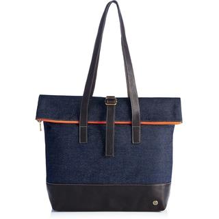 Handmade Urban Denim Shoulder Bag (Colombia)