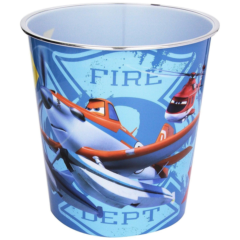Disney Planes Fire and Rescue Wastebasket, Piston Peak (D...