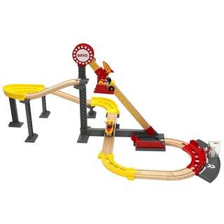 Brio Roller Coaster Train Set