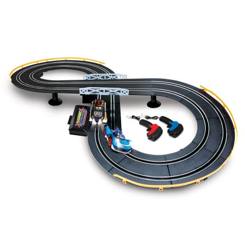 Nkok Sonic The Hedgehog All Stars Racing Transformed RC Slot Car Race Set
