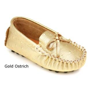Augusta Baby Children's Genuine Leather Loafers
