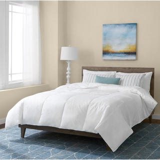 Hotel Grand Oversized 1200 Thread Count Down Alternative Comforter