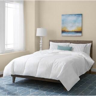hotel grand oversized luxury thread count down alternative comforter