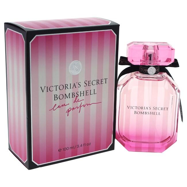 Victoria's Secret Bombshell Women's 3.4-ounce Eau de Parf...
