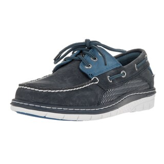 Sperry Top-sider Men's Billfish Ultralite Navy Leather Boat Shoe