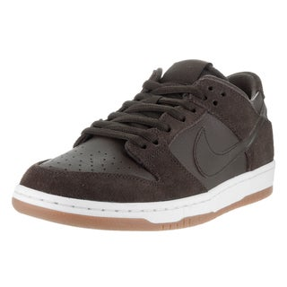 Nike Men's Dunk Low Pro IW Baroque Brown Leather Skate Shoes