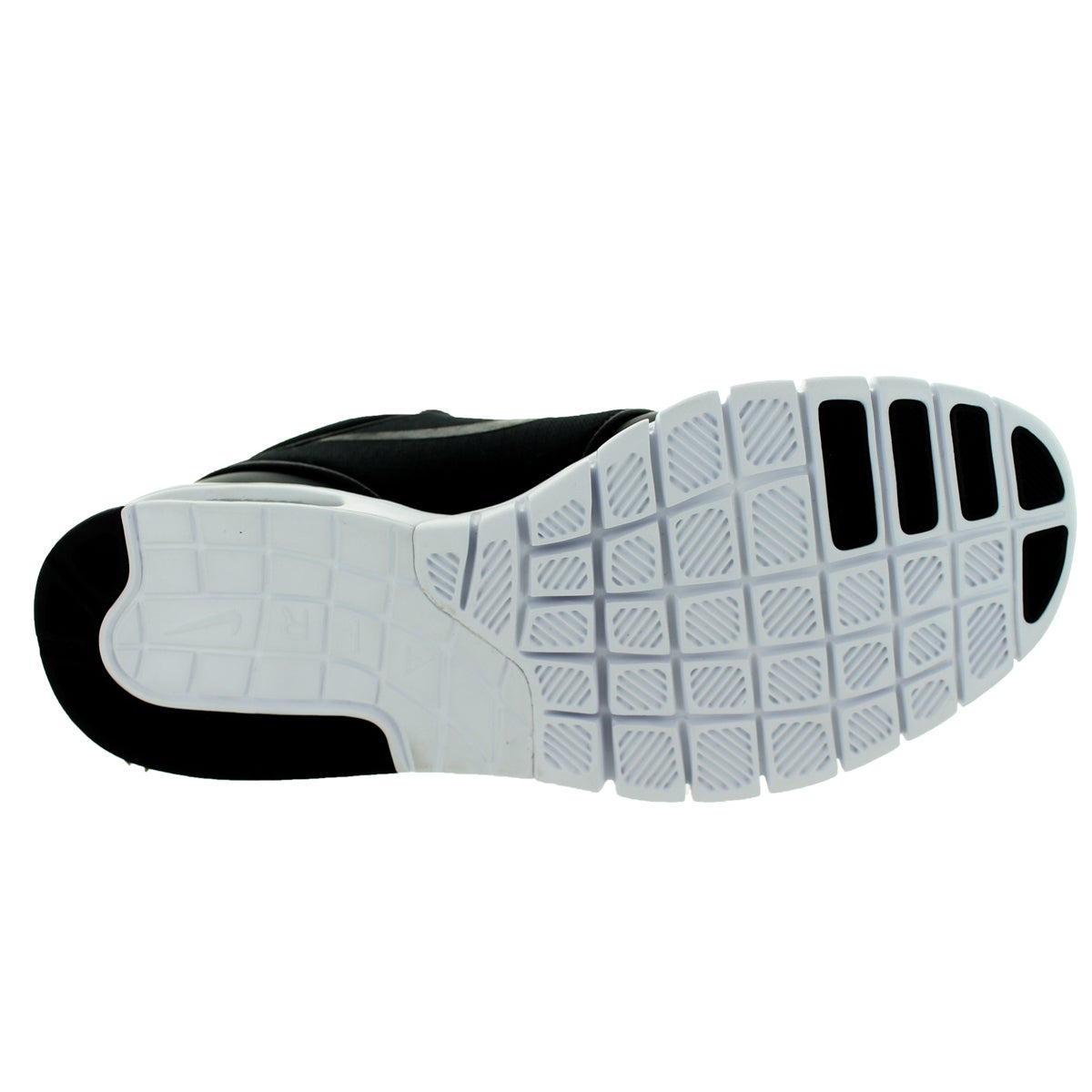 596a14f717ce Shop Nike Men s Stefan Janoski Max Mid Black Black Metallic Silver White Skate  Shoes - Free Shipping Today - Overstock - 13312081