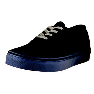 Vans Unisex Authentic Butterfly Dreams Black Canvas Skate Shoe