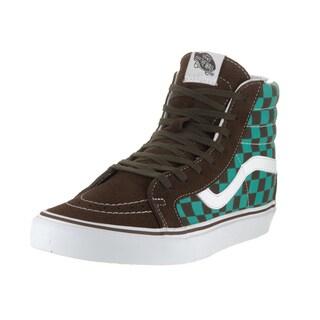 Vans Men's Sk8-Hi Reissue (50th) Checkerbrd and Ceramic Skate Shoe