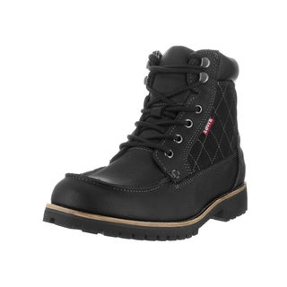 Levi's Men's Spencer Black Leather Boot