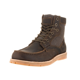 Levi's Men's Dawson Hemp Brown/Gum Plastic Boot