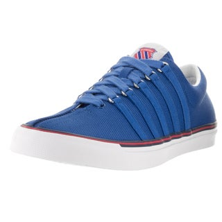 K-Swiss Men's Surf 'N Turf OG Clscblu/Rbnred/Wht Casual Shoe