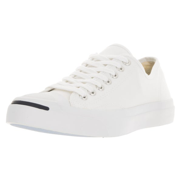34d752262c9 Shop Converse Jack Purcell White Casual Shoe - Free Shipping Today ...