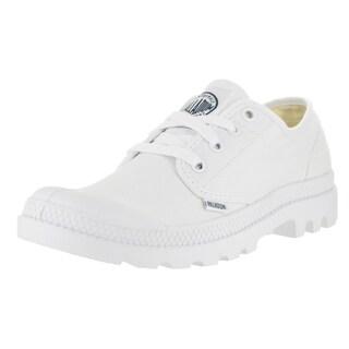 Palladium Blanc Ox White Casual Shoe