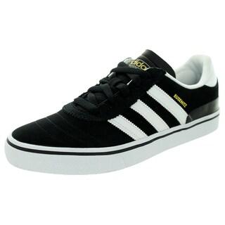 Adidas Men's Busenitz Vulc Black1/Running White/Black1 Skate Shoe
