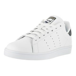 Adidas Men's Stan Smith Vulc White Leather Skate Shoe