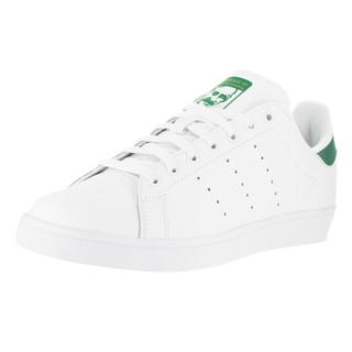 Adidas Men's Stan Smith Vulc Ftwwht/Ftwwht/Green Skate Shoe