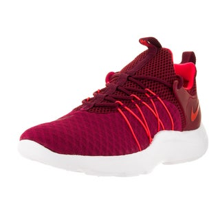 Nike Women's Darwin Noble Red/Bright Crimson White Casual Shoes