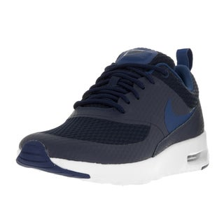 Nike Women's Air Max Thea TXT Obsidian/Coastal Blue/Summit White Running Shoe