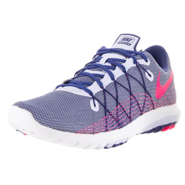 buy online 20090 eb8ac Shop Nike Women's Flex Fury 2 Plst Prpl, Pnk Blst, Dk Prpl ...