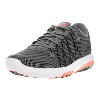 Nike Women's Flex Fury 2 Cool Grey and Black Running Shoe
