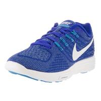Nike Women's Lunartempo 2 Racer Blue Plastic Running Shoes