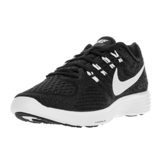 Nike Women's Lunartempo 2 Black and White Anthracite Running Shoe