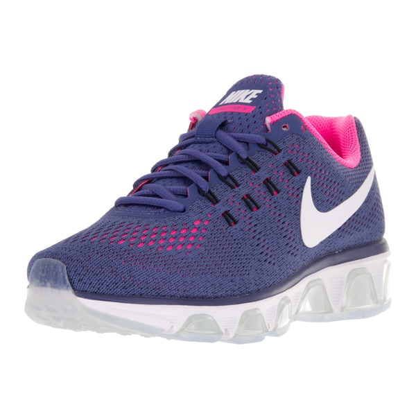 buy popular 8ccf1 b911c Nike Women  x27 s Air Max Tailwind 8 Dark Purple Running Shoes