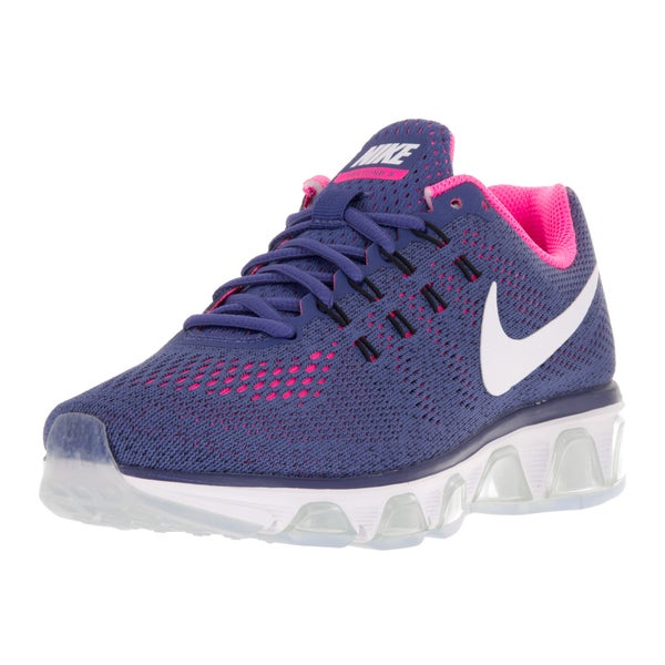 buy popular 82630 3a1c4 Nike Women  x27 s Air Max Tailwind 8 Dark Purple Running Shoes