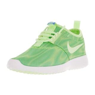 Nike Women's Juvenate Print Green Plastic Casual Shoe