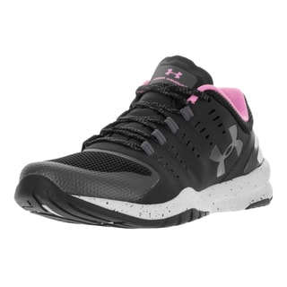 Under Armour Women's UA Charged Stunner Tr Exp Blk, Sty, and Blk Training Shoe