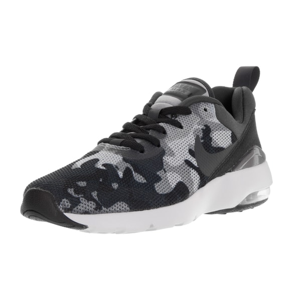 047f7051f0ac Shop Nike Women s Air Max Siren Print Black Anthracite Wolf Grey ...