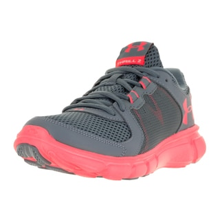Under Armour Women's UA Thrill 2 Grey Plastic Running Shoes