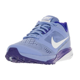 Nike Women's Tri Fusion Run Chalk Blue/White Cncrd/Bl Tnt Running Shoe