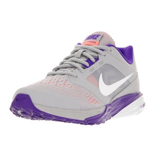 Nike Women's Tri Fusion Run Grey Textile Running Shoes