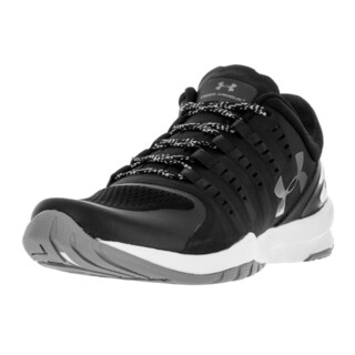 Under Armour Women's UA W Charged Stunner Tr Blk/Wht/Blk Training Shoe