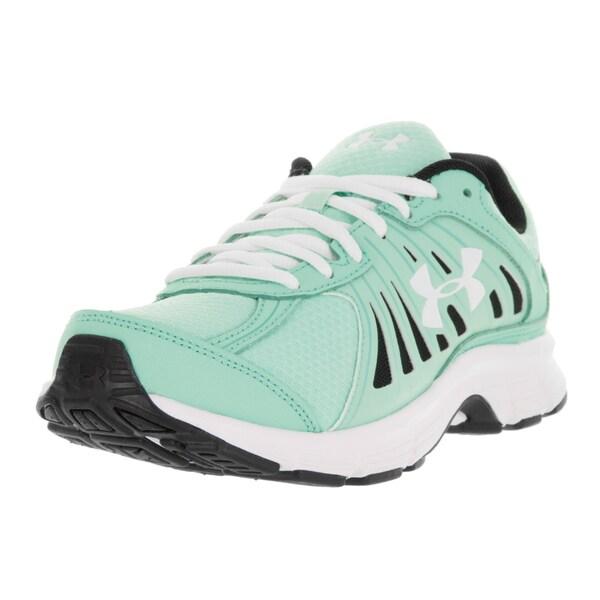 White Plastic Running Shoes - Overstock