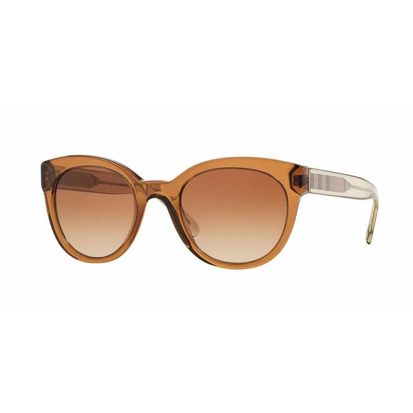 86042fbce8c1 Shop Burberry Women BE4210 356413 Brown Plastic Phantos Sunglasses - Free  Shipping Today - Overstock - 13318809