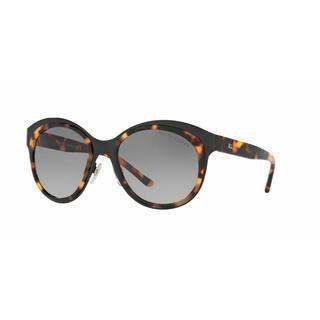 Ralph Lauren Women RL7051 900311 Black Plastic Irregular Sunglasses