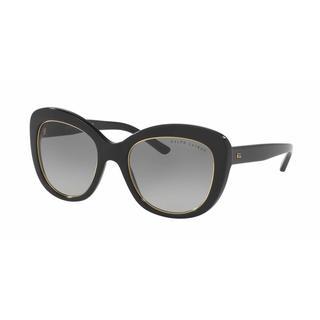 Ralph Lauren Women RL8149 500111 Plastic Plastic Rectangle Sunglasses